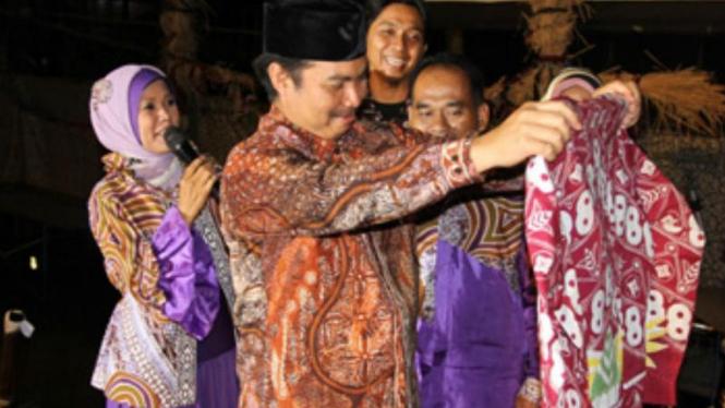 Filosofi Batik Geblek Renteng