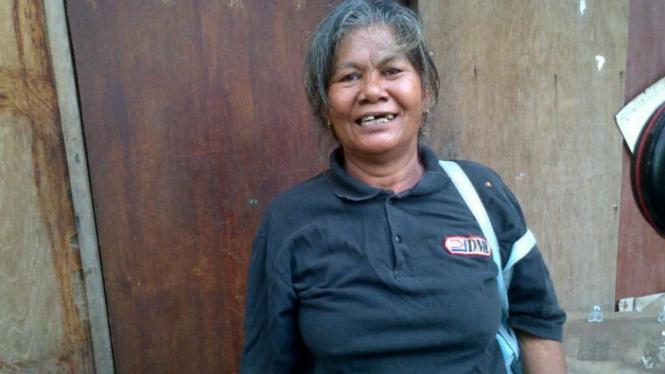Mak Yati, pemulung yang berkurban