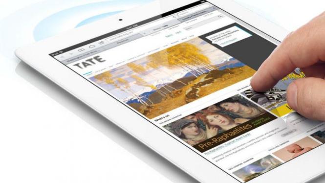 Apa yang baru dari Apple iPAD 4