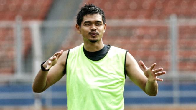 Latihan Jelang Piala AFF 2012