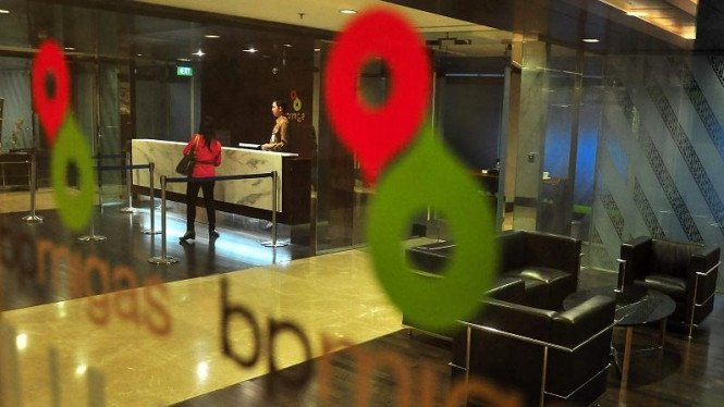 Kantor BP Migas Jakarta