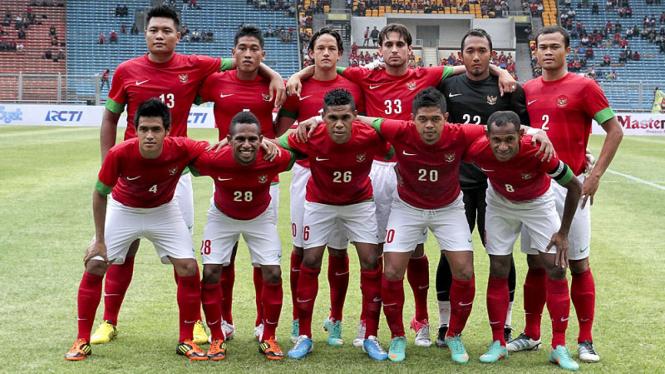 Skuat timnas Indonesia Piala AFF 2012