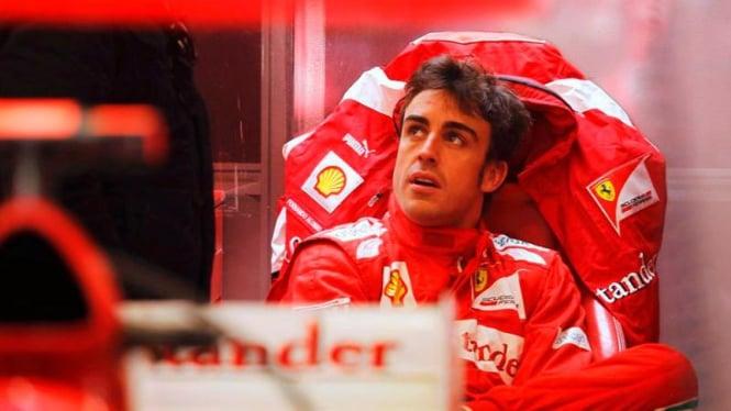 Pembalap Ferrari, Fernando Alonso
