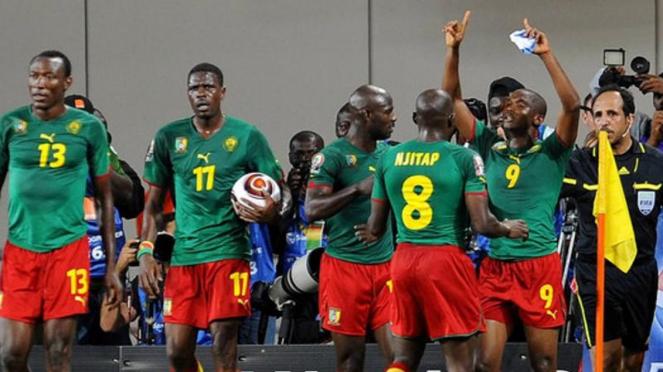 Timnas Kamerun