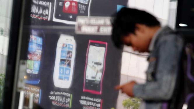 Pasar Ponsel Cerdas