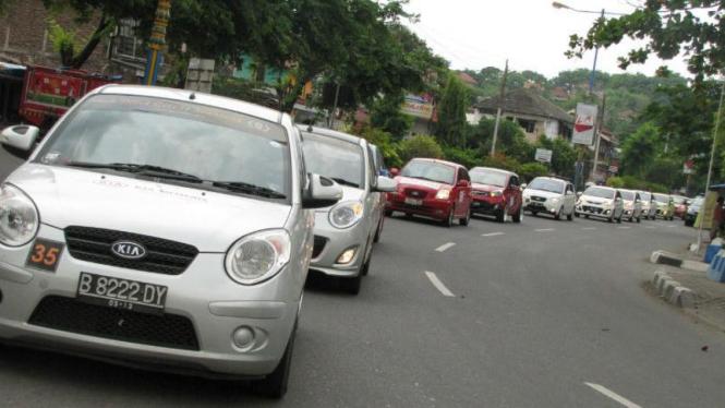 Picanto Club Indonesia Goes to Semarang