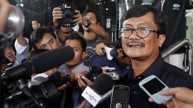 Wamen ESDM Rudi Rubiandini Sambangi KPK