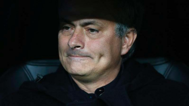 Pelatih Real Madrid, Jose Mourinho