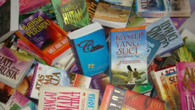 Kumpulan buku novel