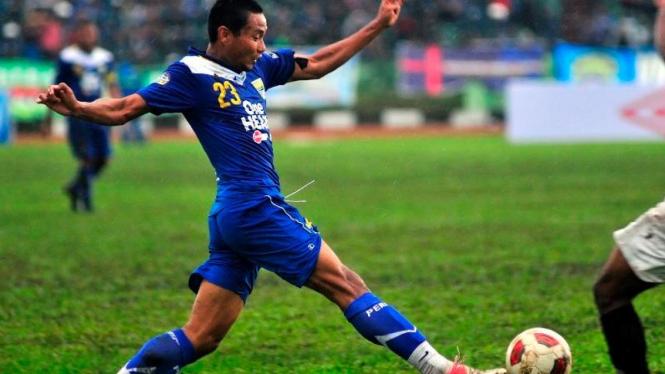 Pemain Persib Bandung, M. Ridwan