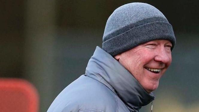 Manajer Manchester United, Sir Alex Ferguson