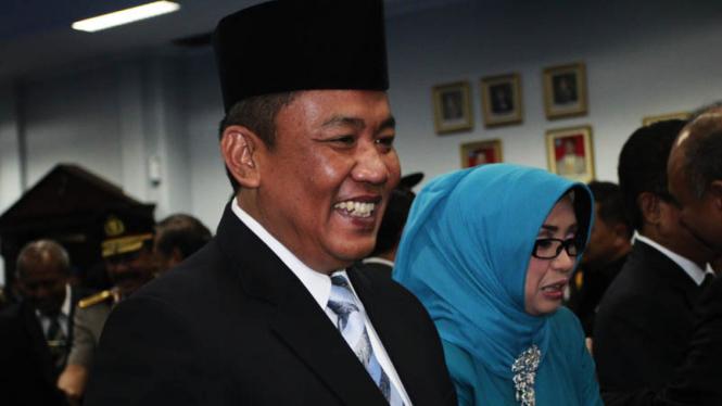 Anang Iskandar Resmi Jabat Ketua BNN