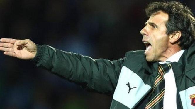 Pelatih Bradford, Gianfranco Zola