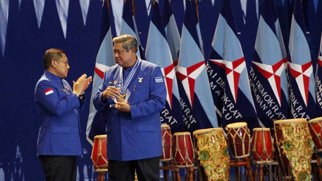 SBY Dianugerahi Lifetime Achievement Award