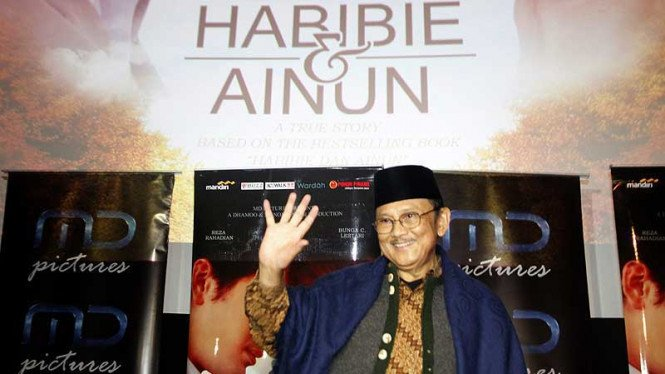 Screening Film Habibie & Ainun