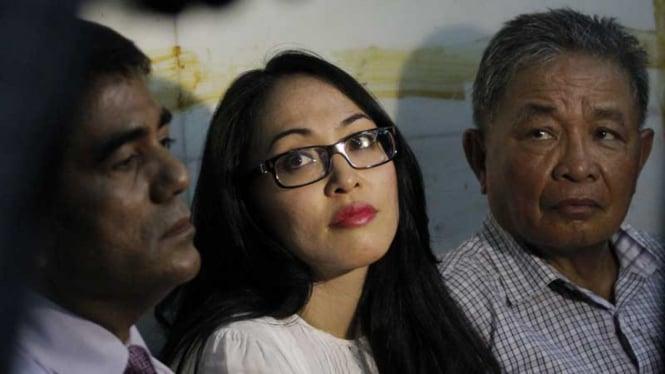 Angelina Sondakh Dituntut 12 Tahun Penjara