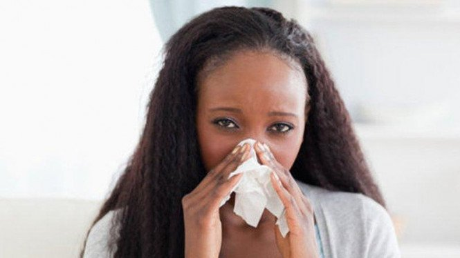 Flu di musim penghujan