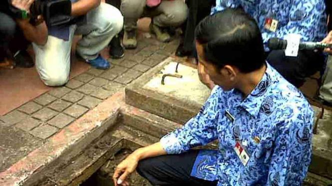 Lebar Gorong-gorong Cuma 60 Cm, Ini Penjelasan PU