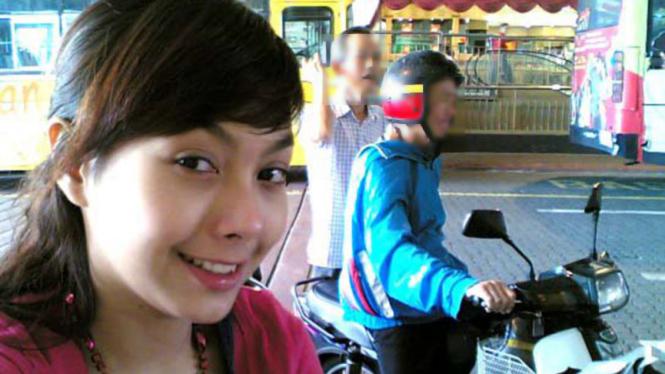 Curahan Hati Almarhumah Cecillia Vickend Soal Kanker Lidah