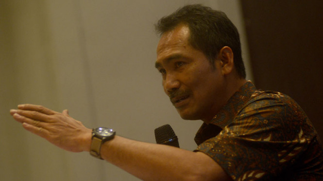 Wakil Ketua Koordinator Bidang Penggalangan Khusus Partai Golkar Rizal Mallarangeng.