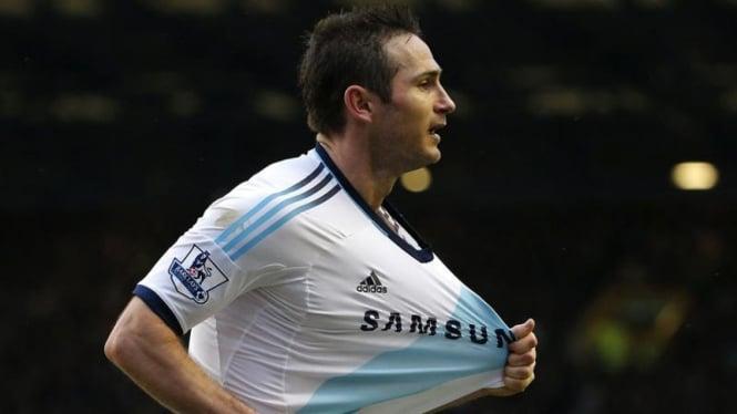 Pemain Chelsea, Frank Lampard