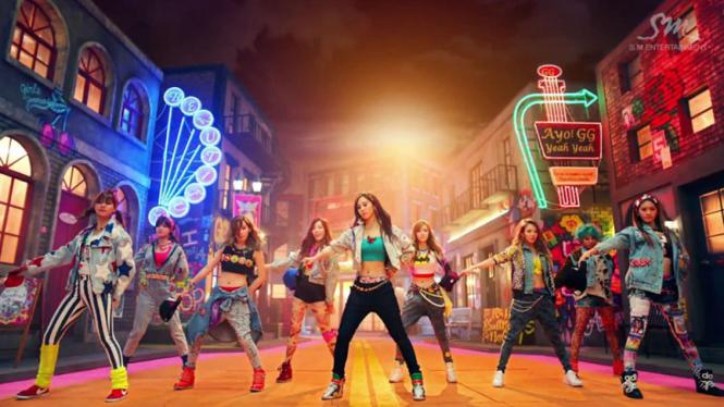 SNSD atau Girls Generation