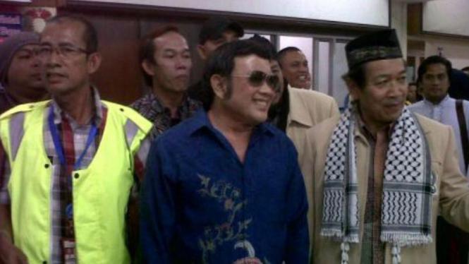Rhoma Irama di Semarang, Jawa Tengah