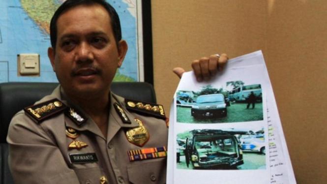 Polda Metro Jaya Jelaskan Kasus BMW Maut