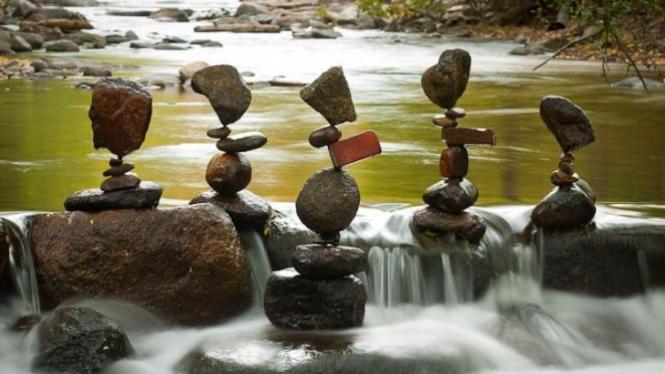 Keseimbangan Batu