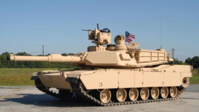 Tank Abrams M-1A2 SEPv2