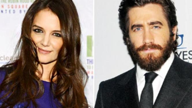 Katie Holmes dan Jake Gyllenhaal