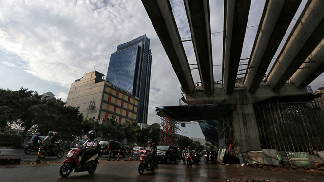 Penambahan Infrastruktur Jalan