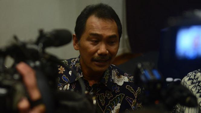 Rizal Mallarangeng Beri Keterangan Terkait Kasus Hambalang
