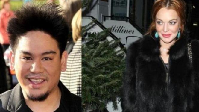 Lindsay Lohan dan Putra Pangeran Brunei