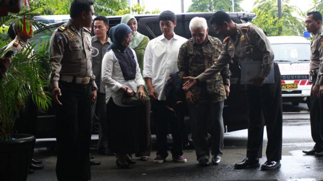 Rasyid Amrulah Rajasa Diperiksa Ditlantas Polda Metro Jaya
