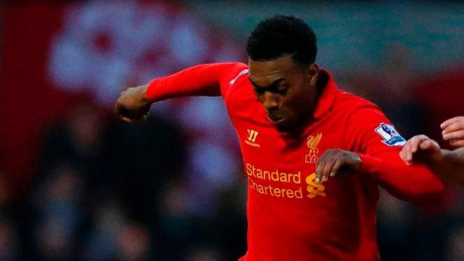 Pemain Liverpool, Daniel Sturridge
