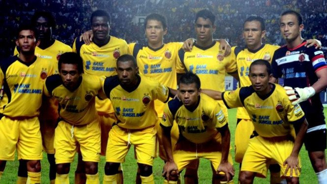 Tim Sriwijaya FC di ISL 2013