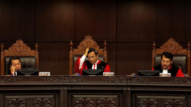 Mahkamah Konstitusi Bubarkan RSBI