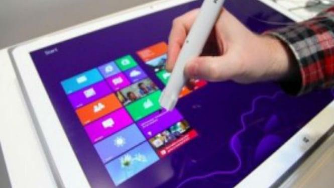 tablet jumbo 20 inchi