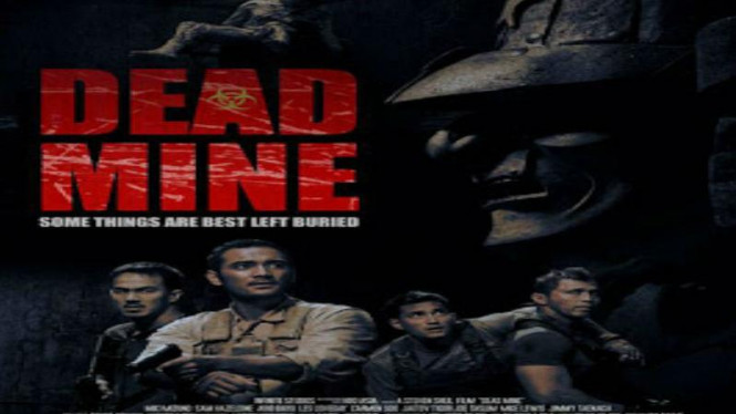poster dead mine