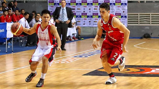 Indonesia Warriors Vs San Miguel Beermen 2013