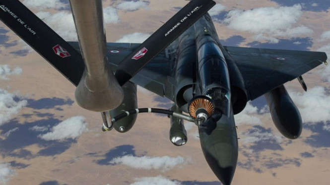 Jet tempur Prancis
