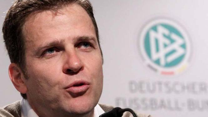 Manajer tim nasional Jerman, Oliver Bierhoff