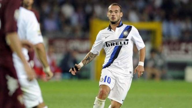 Pemain Inter Milan, Wesley Sneijder