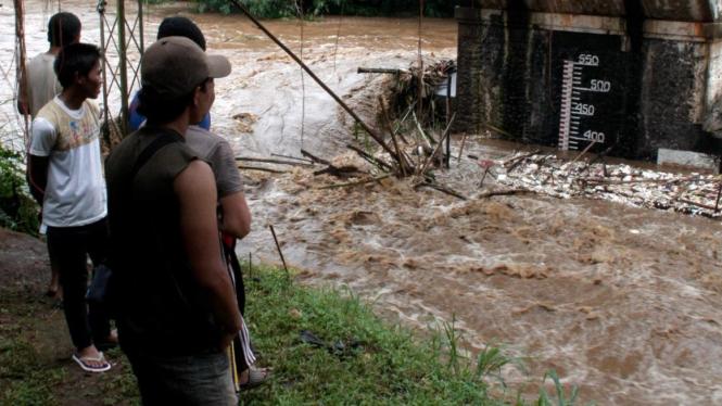 Sungai Ciliwung Siaga I