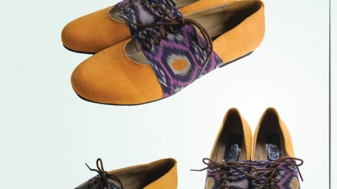 Sepatu Klastik Asli Surabaya
