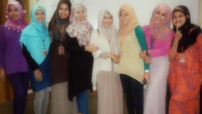 Komunitas Hijab LSPR