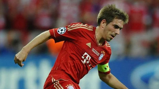 Kapten Bayern Munich, Philipp Lahm