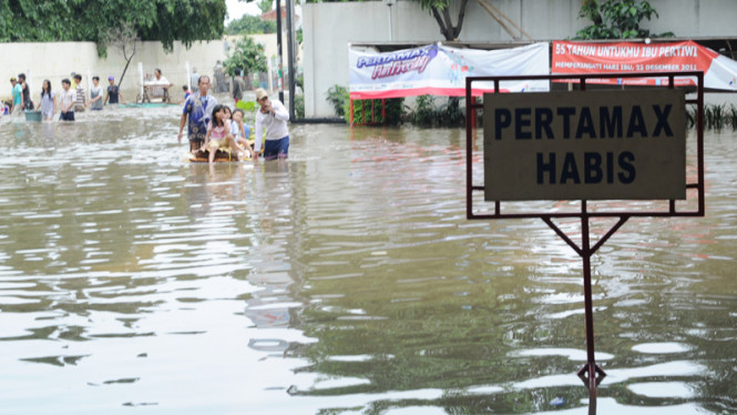 Banjir Pluit