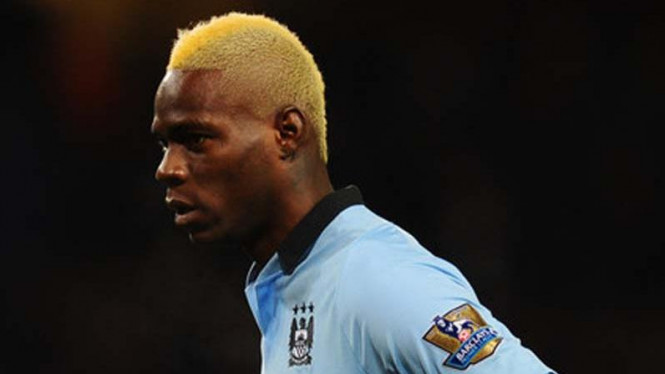 Striker Manchester City, Mario Balotelli